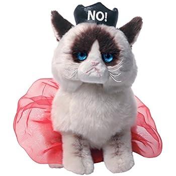 grumpy cat plush toy toys games. Black Bedroom Furniture Sets. Home Design Ideas