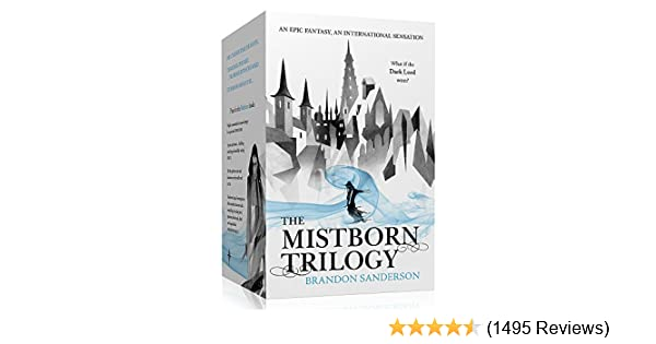 Mistborn Trilogy Boxed Set: The Final Empire, The Well of INocO
