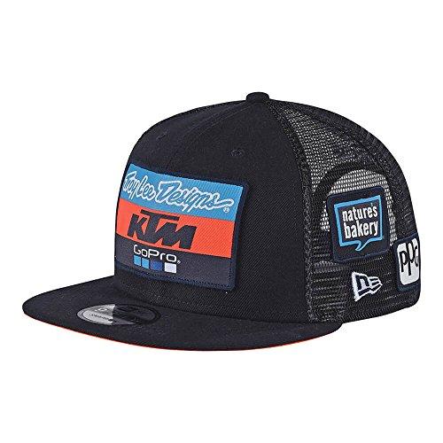 Preisvergleich Produktbild Troy Lee Designs Kids Snapback Cap KTM Team Schwarz