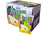 Frutti Instant Getränkepulver ohne Zucker - Geschmackrichtung: Pear Birne 24er Packung