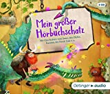 Mein großer Hörbuchschatz (3 CD): Ungekürzte Lesungen mit Musik und Geräuschen, ca. 160 Min.