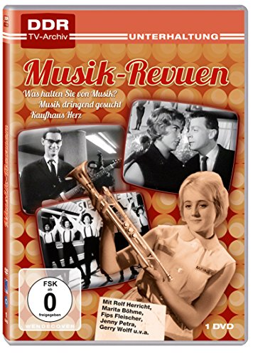 Musik-Revuen (DDR TV-Archiv)