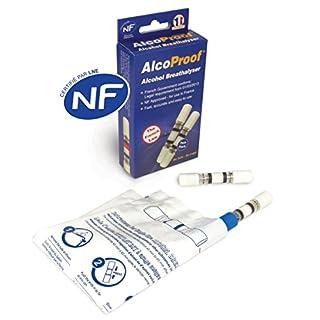 French Breathalyzer - Certified French Breathalyzers