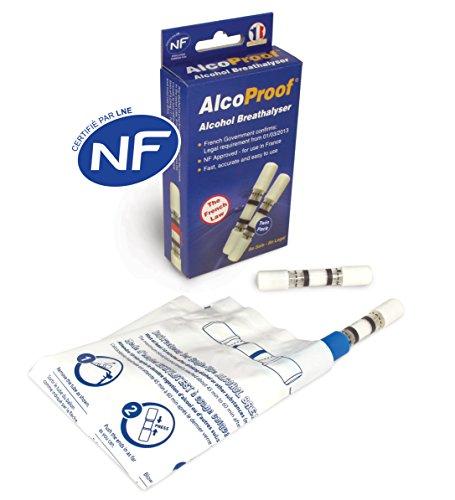 Alkoholtester NF-Zulassung