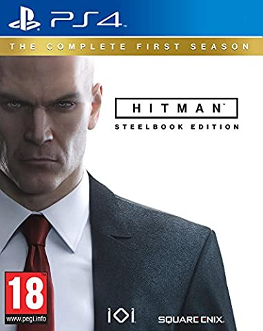 Hitman, The Complete First Edition (Steelbook Edition) PS4 (Ps4 Edition)