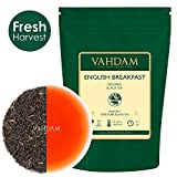 Original English Breakfast Black Tea Leaves (200+ Cups) STRONG, RICH & AROMATIC, Loose Leaf Tea, World