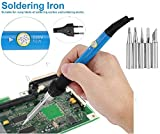 TECHTEST Soldering Kit with Adjustable Iron Point Tips