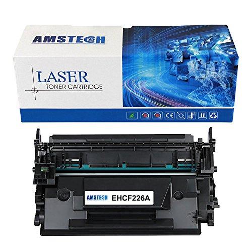 Preisvergleich Produktbild Amstech kompatibel toner CF226A 26A replacement fuer HP LaserJet Pro MFP M426dw M426fdw M426fdn, LaserJet Pro M402dn M402n M402d M402dw Standard Yield(3100 Seiten)
