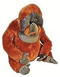 Wild Republic 19327 Jumbo Plüsch Orangutan AFFE, großes Kuscheltier, Plüschtier, Little Biggies, 53 cm