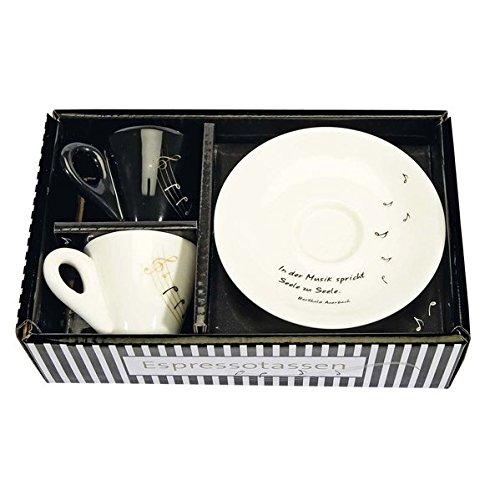 2er-Set Espressotassen »In der M...