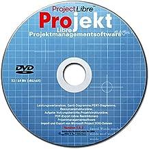 "LIBRE Project 2018 Professional Vollversion deutsch (auf DVD) Projektplanungstool ""Microsoft-Project-Alternative"" NEU"