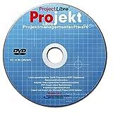 "LIBRE Project 2018 Professional Vollversion deutsch (auf DVD) Projektplanungstool ""Microsoft-Project-Alternative"" NEU Bild"