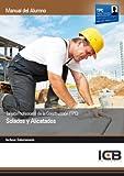 Tarjeta Profesional de la Construcción (TPC). Solados y Alicatados