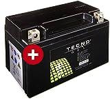 GEL Batterie YTX7A-BS Kymco Super 8 50 4T 2007-2008 von TECNO