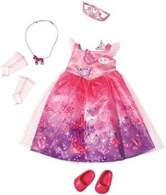 BABY born 822425 Vestido para muñecas accesorio para muñecas - accesorios para muñecas (Vestido para muñecas, 3 año(s), Multicolor, 320 mm, 82,6 mm, 362 mm)
