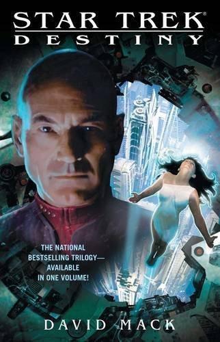 Star Trek: Destiny (Star Trek: The Next Generation) by David Mack (2012-03-13) par David Mack