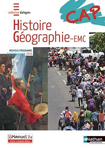 Histoire - Géographie - EMC - CAP