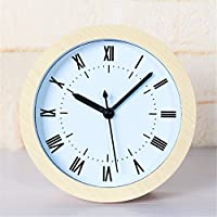 DIDADI Alarm clock Der Duft des ursprünglichen natürlichen Holz emulation alarm Creative Brief über time clock... preisvergleich bei billige-tabletten.eu