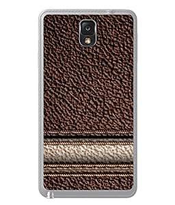 Fuson Designer Back Case Cover for Samsung Galaxy Note 3 :: Samsung Galaxy Note Iii :: Samsung Galaxy Note 3 N9002 :: Samsung Galaxy Note 3 N9000 N9005 (Fashion Designer Fabric Textile Artist Real )