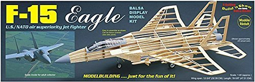 Eagle Flat (Guillow's F-15 Eagle Model Kit by Flat River Group)