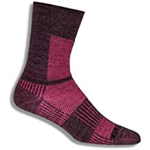 Wrightsock Merino CoolMesh II CREW Sport Sock by Wrightsock
