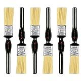 Spartan Paint Brush set of 6 ( 25 MM) Stn