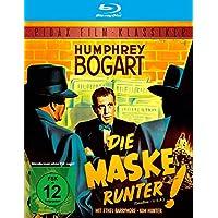 Die Maske runter (Deadline - U.S.A.) / Humphrey Bogart-Kriminalfilm in brillianter HD-Abtastung