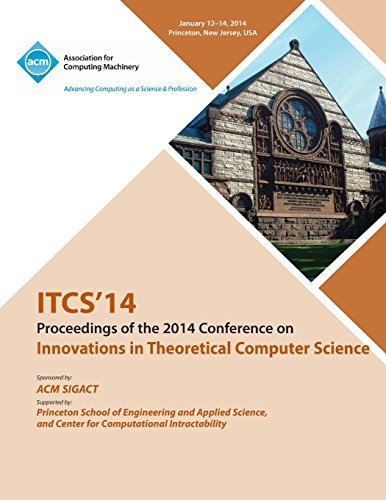 itcs-14-innovations-on-theoretical-computer-science-by-itcs-14-conference-committee-2014-07-15