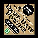 Urban Platter Dried Date Powder (Kharek Powder), 1Kg [HoReCa Pack]