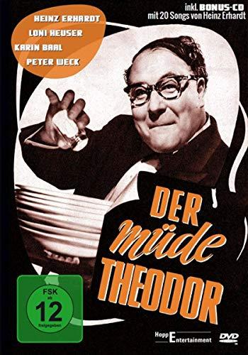 Der müde Theodor (inkl. Bonus-CD) [2 DVDs]