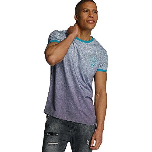 Just Rhyse Larsen Bay Herren T-Shirt Grau Grau