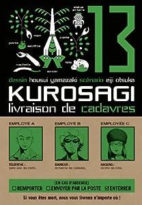Kurosagi : Livraison de cadavres Edition simple Tome 13