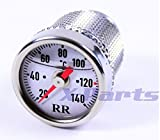 RR Öltemperatur Anzeige Ölthermometer  Bonneville Thruxton 900 ab 2004