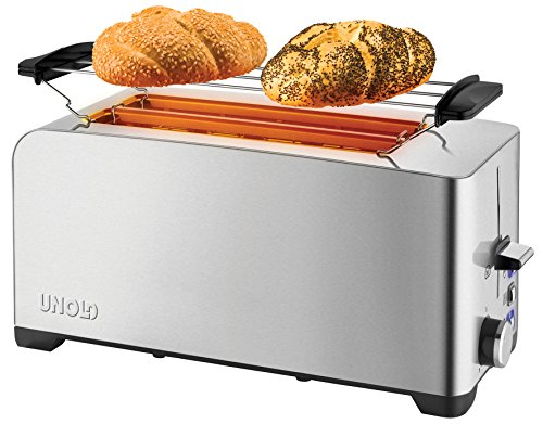Unold 38356 Toaster Stainless Steel