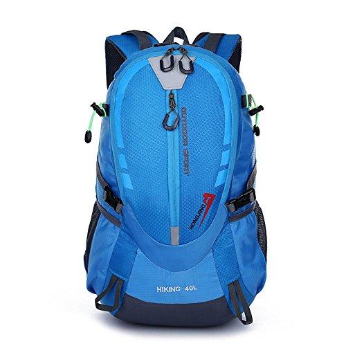 Gehen auf beiden Seiten des Berg Rucksack Mode Trend Rucksack große Kapazität Outdoor-Rucksack 16