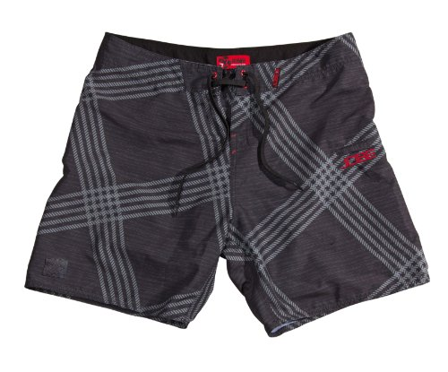 Jobe Progress Boardshort Men black - Schwimm Hose Short f. Wakeboard Kiten Surfen SUP Jetski Boot