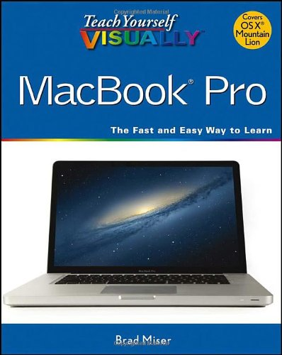 Preisvergleich Produktbild Teach Yourself VISUALLY MacBook Pro