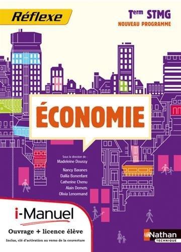 ECONOMIE TERM STMG (POC REF) by MADELEINE DOUSSY (2013-08-28)
