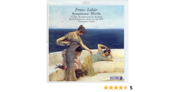 Lehar Symphonic Works Amazon Co Uk Music