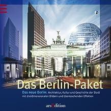Das Berlin-Paket: Das neue Berlin. Architektur, Kultur und Geschichte der Stadt