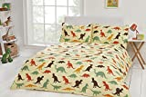 Novelty Luxury Kids Childrens 100% Cotton Bedding 200 Thread Count Sheets & Duvet Covers Available