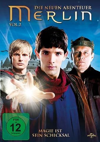 Merlin - Die neuen Abenteuer, Vol. 02 [3 DVDs]