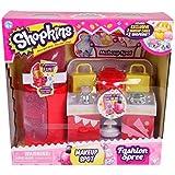 Giochi Preziosi 70560331 - Shopkins Serie 3 Fashion Spielset Make up