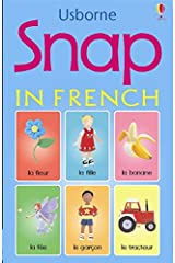 Snap Cards in French Paperback