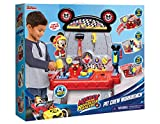 Just Play Just Play Mickey and the Roadster Racers Pit Crew Workbench Playset