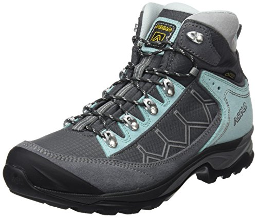 Asolo A40017A610.S17 Bota, Mujer, Gris (Stone), 5.5