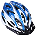 Domybest Bicycle Helmet 18 Hole Ultralight Integrally Molded Mountain Bike Helmets Women Men Riding Equipment Head Circumference 57-62cm/22.44-24.41in from Domybest