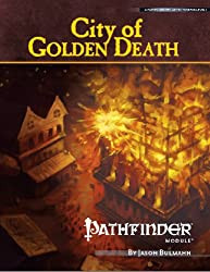 City of Golden Death (Pathfinder Modules)