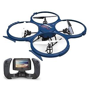 u818a fpv drone with hd camera - UDI RC - RCU818AFPV from UDI RC