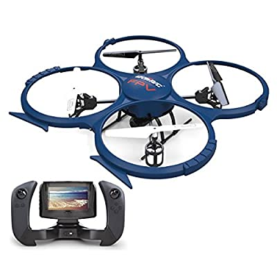 u818a fpv drone with hd camera - UDI RC - RCU818AFPV from UDI RC